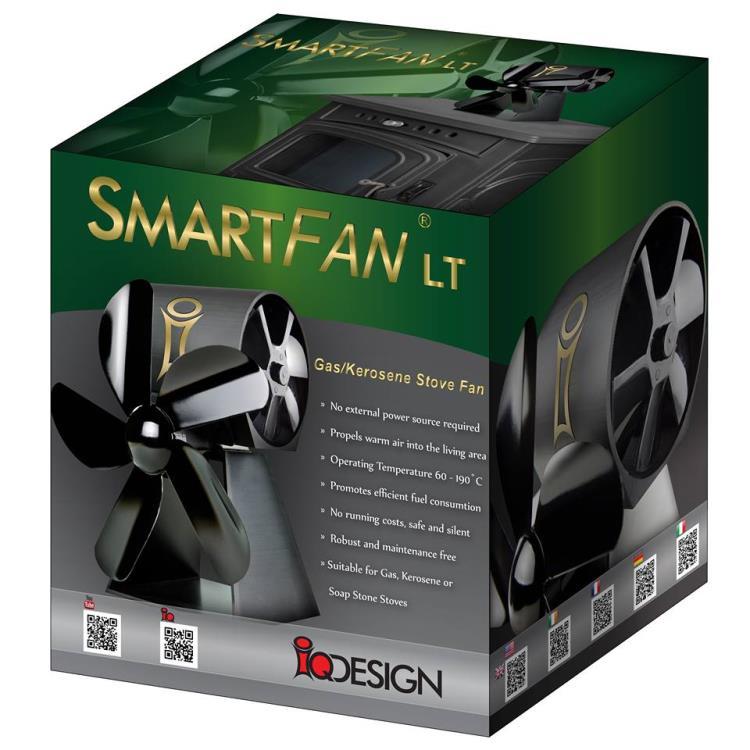 holz ofenventilator smartfan lt g nstig kaufen beim online. Black Bedroom Furniture Sets. Home Design Ideas